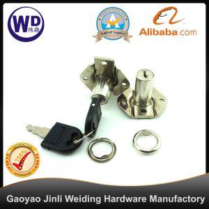 FL-5518 China Iron Furniture Drawer Lock pictures & photos