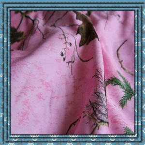 DTY Sherpa Fleece Fabric with Print pictures & photos