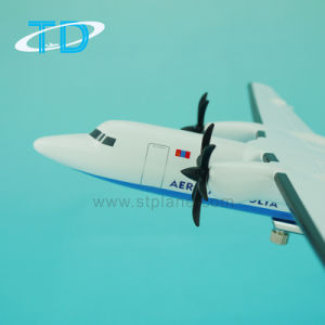 Fokker 50 Aero Mongolia Resin Model Civil Airplane pictures & photos