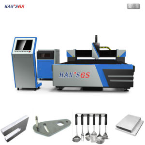 3000*1500mm Fiber Laser Cutting Machine/GS-Lfd3015 Laser Cutter pictures & photos