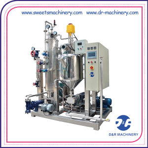 Soft Candy Cooker Industrial Candy Making Equipment Filled Candy Making Machine pictures & photos