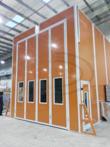 Big Bus Spray Booth with 3D Lift (CE) pictures & photos