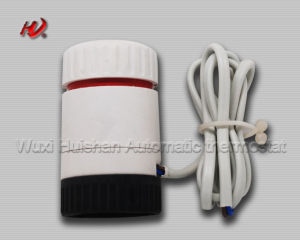 Electric Thermal Actuator for Floor Heating System and Fan Coil Unit pictures & photos