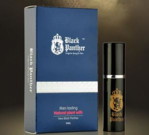 Black Panther Male Sex Delay Spray