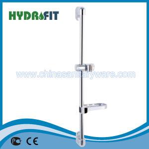 Brass Shower Sliding Bar Shower Head Slide Bar Shower Column (HY501) pictures & photos