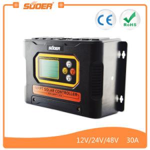 Suoer High Quality 30A MPPT Controlloer Solar Controller (SON-MPPT-30A) pictures & photos