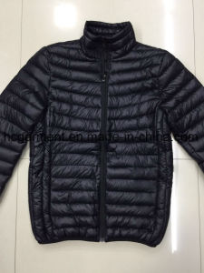 Stock Garments, Light Down Jackets, Cheaper Price Winter Jackets pictures & photos