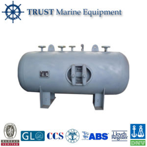 Marine Horizontal Compressed Air Tank / Receiver pictures & photos