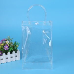 PVC Daily Necessities Bag Shopping Bags pictures & photos