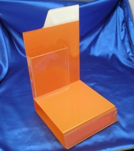 Customize Clear Acrylic Display Stand Store Exhibition Display Stand pictures & photos