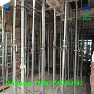 Used & New Adjustable Scaffolding System Jack Steel Prop Scaffold pictures & photos