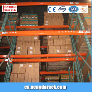 HD Pallet Rack USA Teardrop Racking for Storehouse pictures & photos
