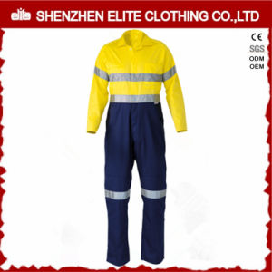 Flame Retardant Industrial Coverall Workwear Uniform Set pictures & photos