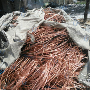 High Quality Bulk Pure Millberry Copper Scrap Copper Scrap 99.95%, Copper Scrap Wire pictures & photos