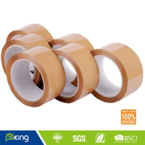 50mm X 66 Meters Quality Buff Packing Tape pictures & photos