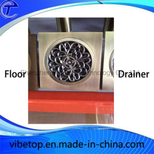 Kitchen Bathroom Accessories Stainless Steel Floor Drain pictures & photos
