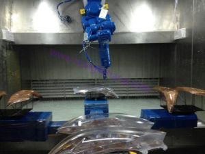 Turnkey Robot Automatic Painting Equipment for Car Spare Parts pictures & photos