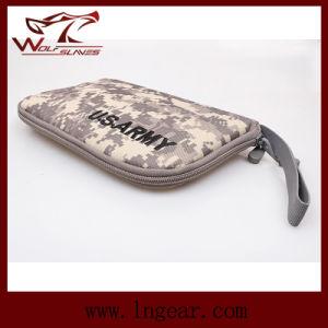 Airsoft Tactical Military Portable Handgun Holster Pistol Carry Bag Pouch Pistol Hand Gun Soft Case 4 Colors pictures & photos