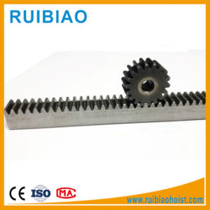Stainless Steel Helical Transmission Gear and Spur Gear Rack for CNC Machine pictures & photos