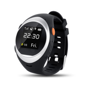 Fall Down Waring Smartwatch for Elder with GPS pictures & photos