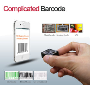 Barcode Scanner Module pictures & photos