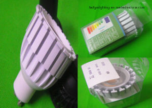 Ce RoHS Listed LED GU10 E27 MR16 6W LED Spot Light Super Bright LED Spot Lights Indoors pictures & photos