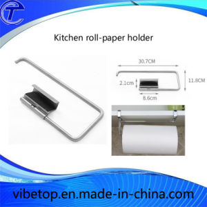 Stainless Steel Kitchen Tool Roll-Paper/Towel Holder Lowest Price pictures & photos