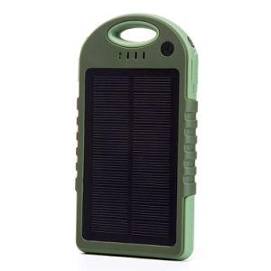Solar Panel Power Bank 12000mAh for Xiaomi iPhone pictures & photos