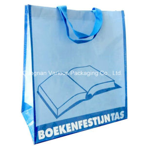 Custom Design PP Wpven Shopping Tote Bags pictures & photos