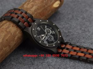 New Style Fashionable Quartz Wooden Watch Fs477 pictures & photos