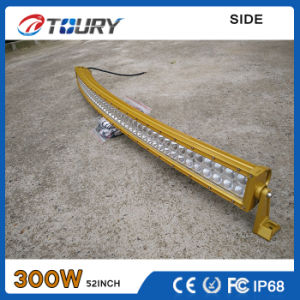 Motorcycle Light, Auto Accessories 4WD 4X4 300W LED Light Bar pictures & photos