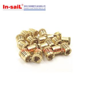 Superior Quality Brass Threaded Insert Nut pictures & photos