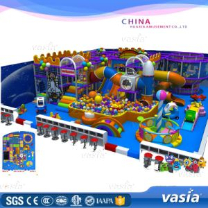 Vasia Soft Padded Playground Equipment (VS1-160909-160A-33.) pictures & photos