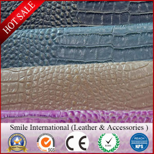 Sofa PVC Leather Furniture Leather High Quality Synthetic Leather Wholesales pictures & photos