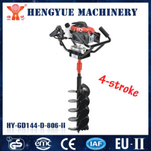 Earth Auger Machine Plant Tree Hy-Gd144-D-806-II pictures & photos