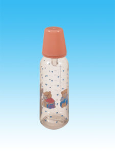 Colorful Baby Bottle FDA Silicone Baby Feeding Bottle with Nipples, Silicone Baby Bottle with BPA Free pictures & photos