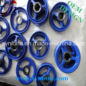 Sand Casting Process Gray Iron Hand Wheel pictures & photos