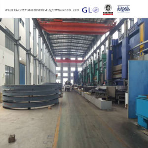 Gear Ring High Precision Steel Fabrication pictures & photos