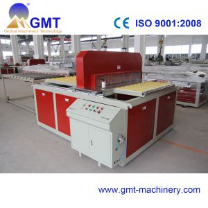 PVC WPC Ceiling Panel Plastic Product Extrusion Making Machine Line pictures & photos