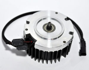 Brushless DC 3500rpm 36V 48V Industrial Motor pictures & photos