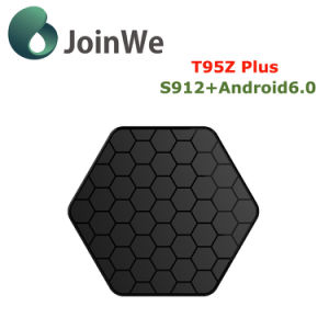Cheapest Android TV Box S912 Android 6.0 TV Box T95z Plus 2g/16g pictures & photos