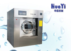 Hotel Used Commercial Laundry Machines 30-150kg pictures & photos