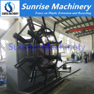 Plastic PE HDPE Pipe Extrusion Making Machine pictures & photos