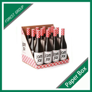 Wine Bottle Packaging Box Manufacturer (FP3004) pictures & photos