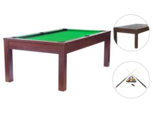 213cm Billiard Table/84 Inch Dining Billiard Table pictures & photos
