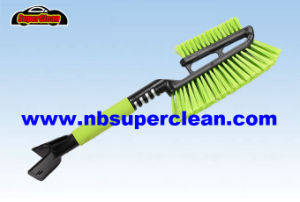 Snow Brush with Foam Grip, Ice Scraper for Car Windshield & Windows (CN2286) pictures & photos