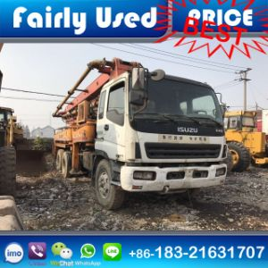 Used Sany Pump Truck 42m with Right Hand Drive Sale