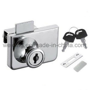 417 Zinc Alloy Furniture Drawer Lock pictures & photos