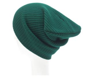 Ebay Hot Sale Plain Knitted Beanie Hat pictures & photos