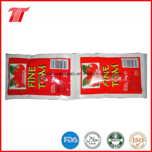 70g Sachet Tomato Paste and Pouch Tomato Paste pictures & photos